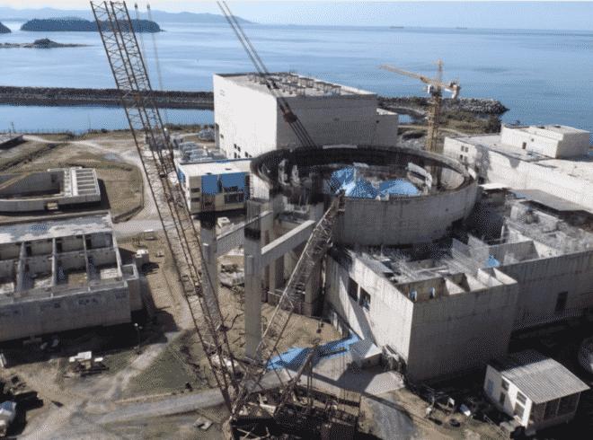 MPF - Angra 3 - usina nuclear -