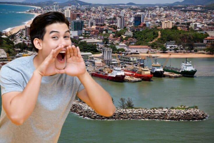 Macaé Porto Petrobras vagas de emprego CEPEM Angra dos Reis