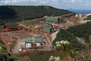Samarco, mineradora, operações