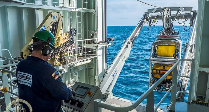 Oceaneering - Petrobras - BOP - Offshore