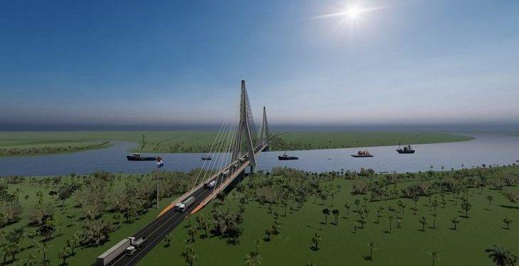 Paraguai ; ponte; rota bioceânica; chile; argentina