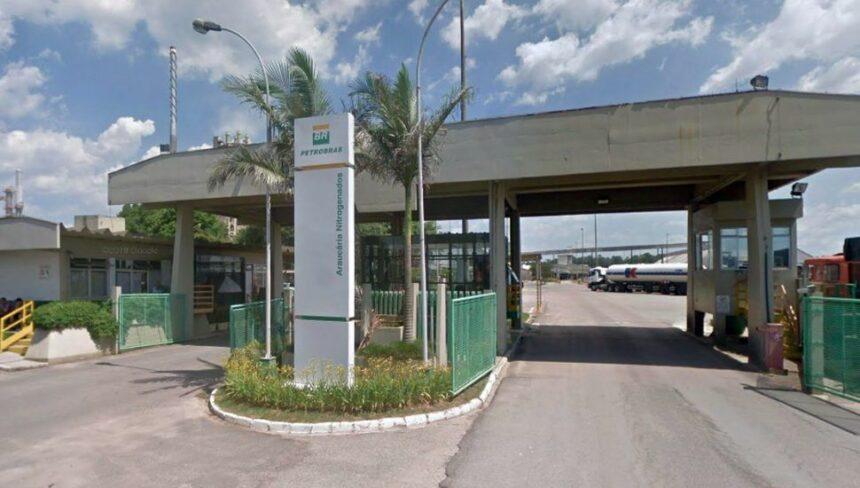 Petrobras - paraná - fertilizantes