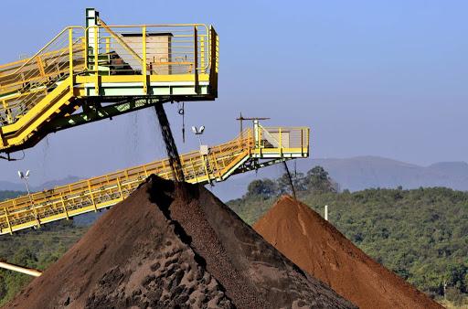 mineração - Metamat - investimentos