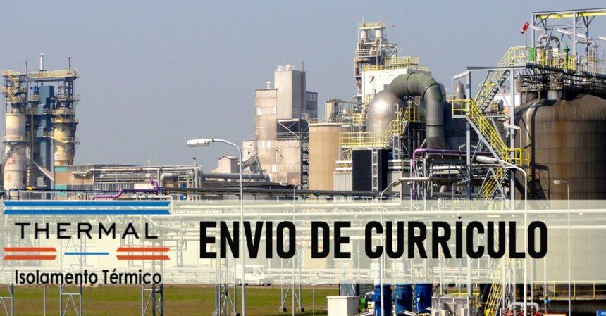 emprego ; São Paulo ; isolamento térmico