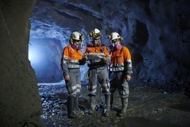 Vagas de emprego, mineração, eletricista, operador
