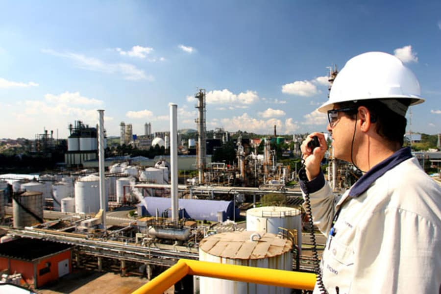 Petroquímica, técnico, trainee, São Paulo