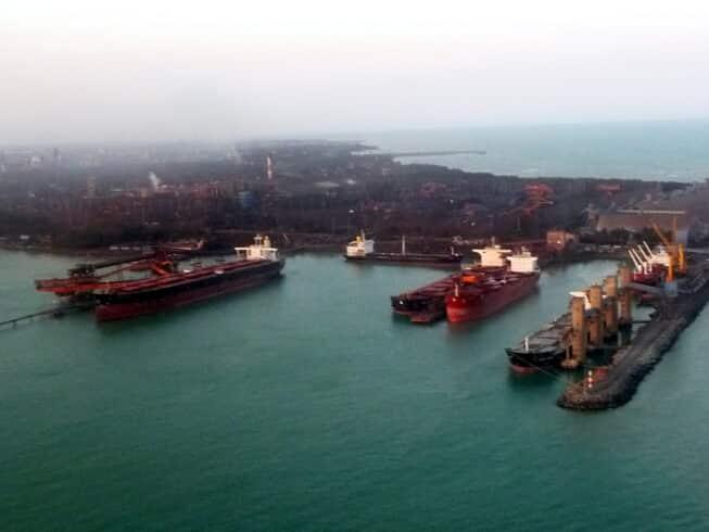 Petrobras - porto de tubarão - ES