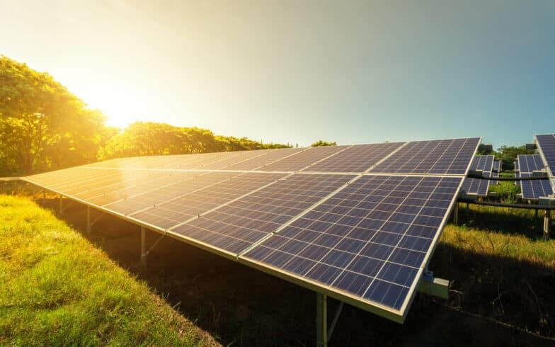 Usina, solar, energia, Piauí