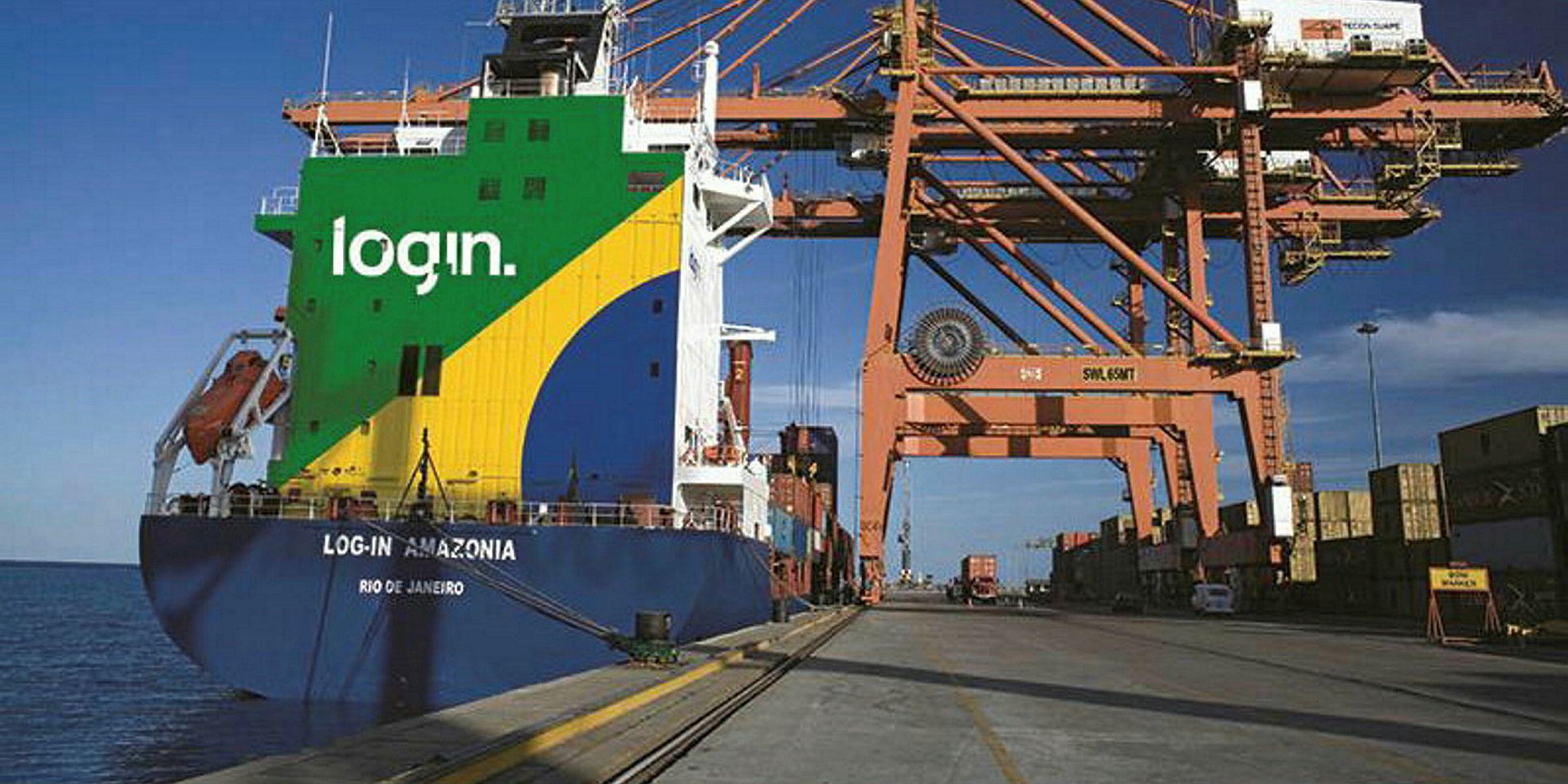 Log-In Logística - Investimentos - Terminal Portuário