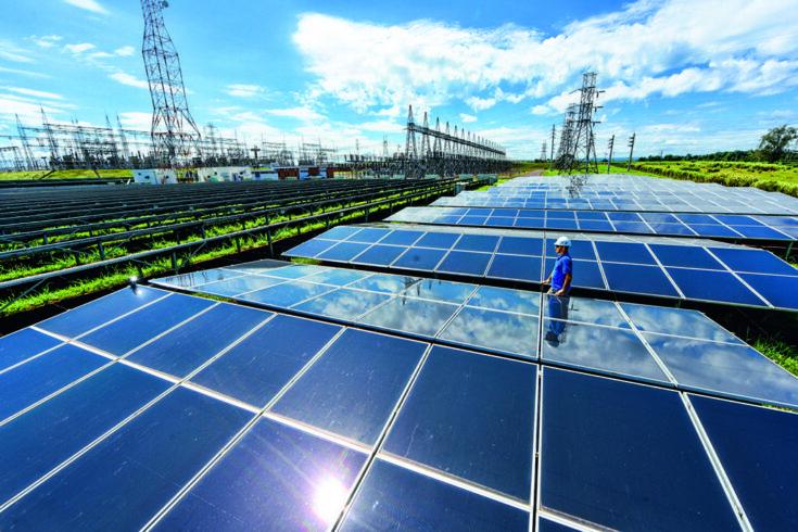 Inteligência artificial - energia solar