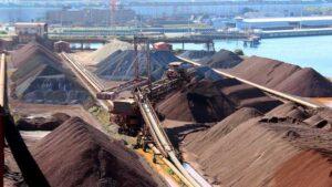 Automatização - Mineração - minério de ferro