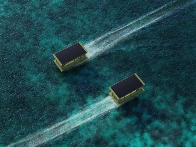 energia solar - embarcações