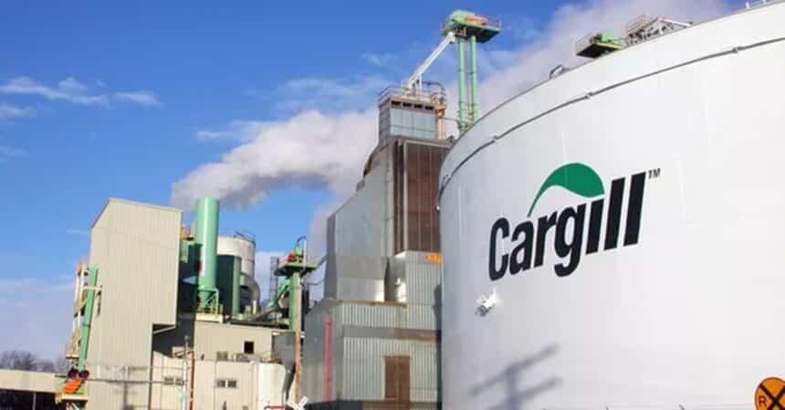 empregos fábrica Cargill São Paulo