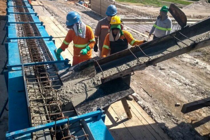 Construção civil – empregos – pandemia