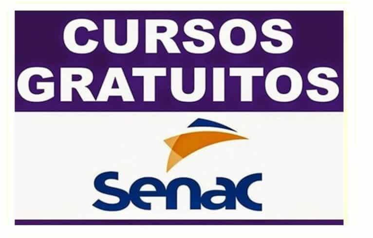 Senac abre mais de mil vagas em cursos gratuitos de qualificação, técnicos e de aperfeiçoamento profissional, com inscrições até dia 04 de outubro