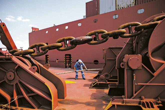 emprego ; navio tanque ; offshore ;