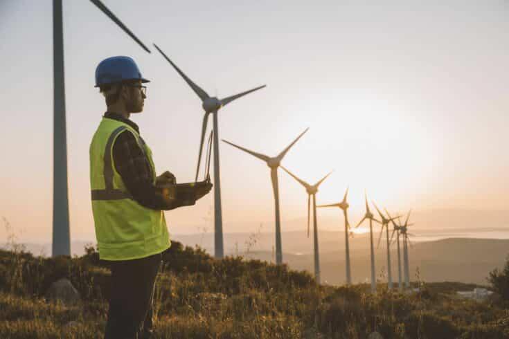energia eólica gera empregos