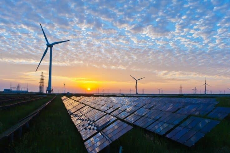 energia eólica - solar - energias renováveis