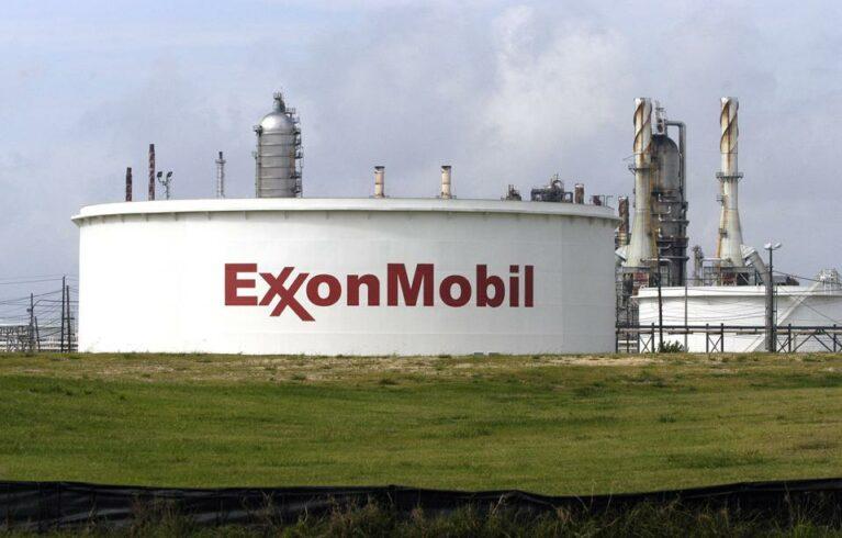 energia solar e petróleo ExxonMobil