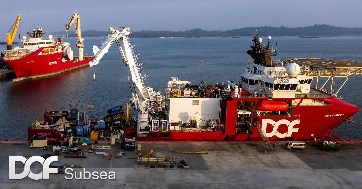 emprego no Rio de Janeiro na DOF Subsea