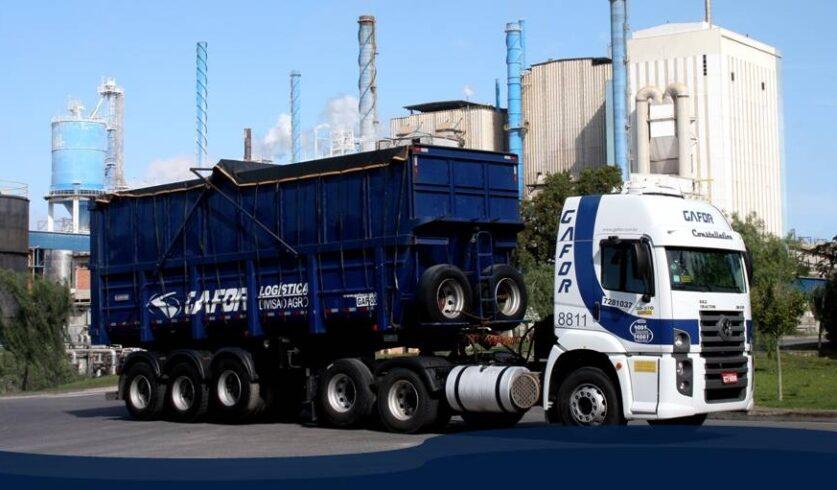 Empresa de logística e transportes líder no Brasil e na América do Sul requisita candidatos para vagas de emprego de ensino médio e superior
