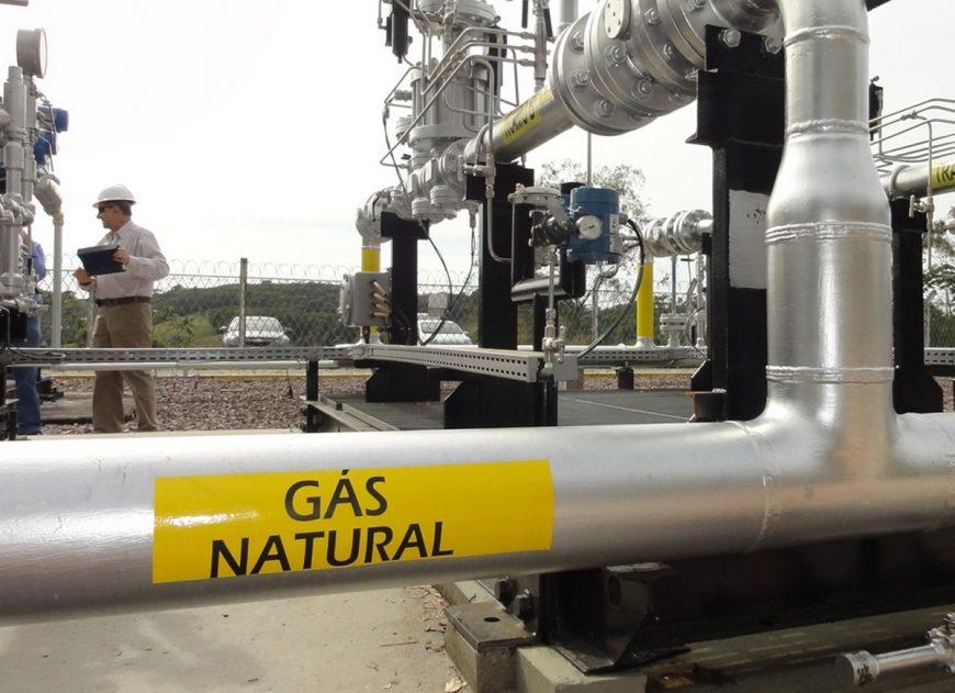 Gás natural - Lei do gás