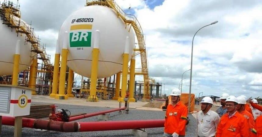 Petrobras - Gaspetro - Gás