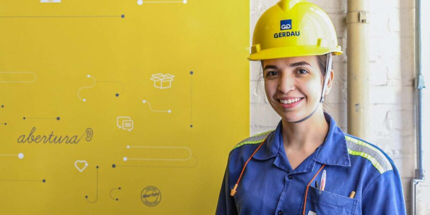 Gerdau - vagas de emprego - mulheres