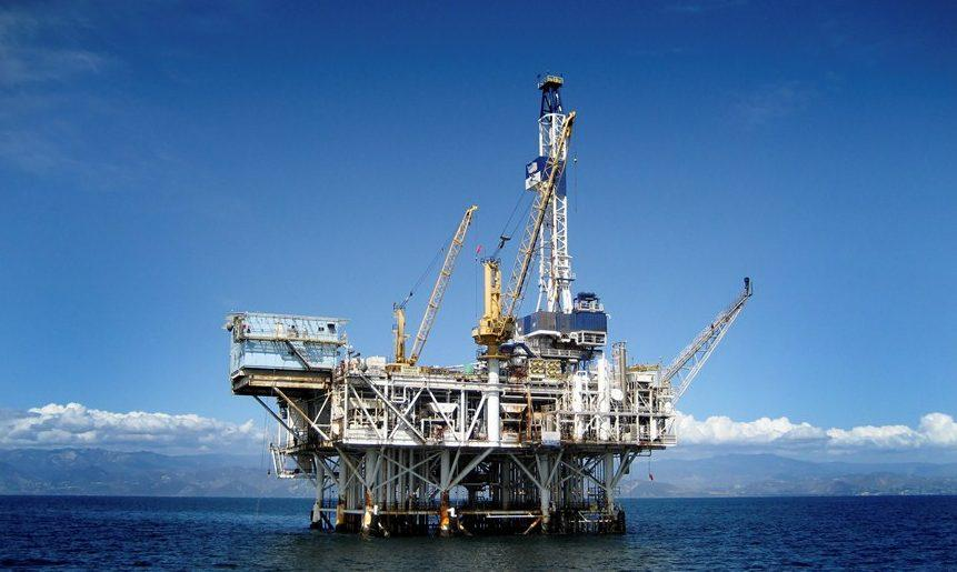 Petróleo - Golfo do México - EUA