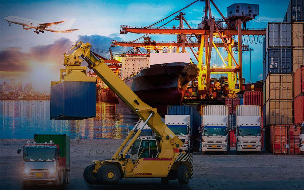 FGV - logística - investimentos
