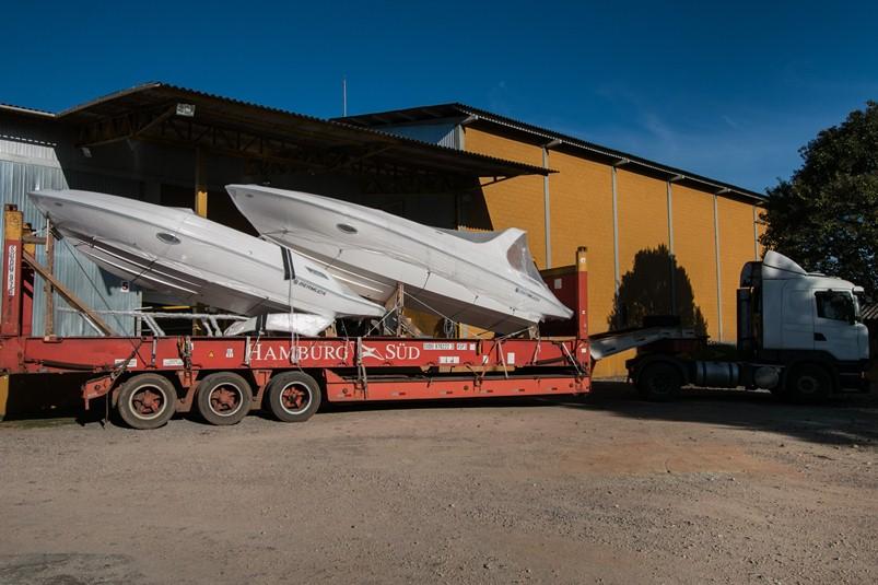 Estaleiro - embarcações - mercado internacional