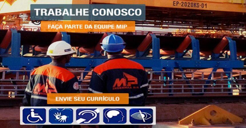 emprego- mineração - minas gerais