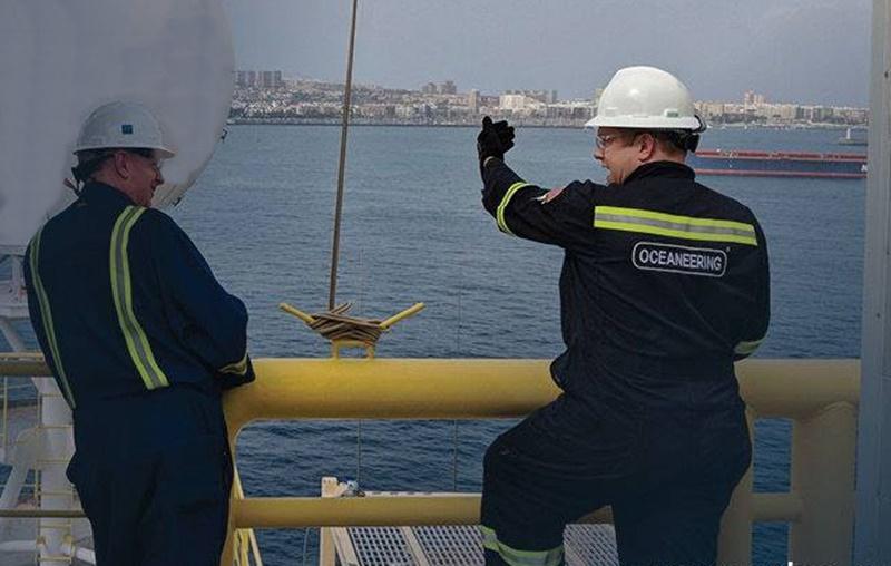 Novas vagas de emprego para Macaé e Rio de Janeiro foram abertas pela fornecedora de serviços e produtos de óleo e gás Oceaneering, neste dia 06