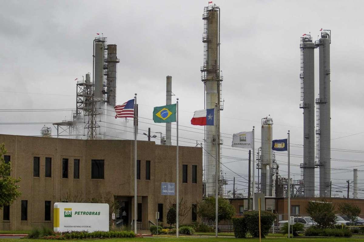 Petrobras – Pasadena - Chevron