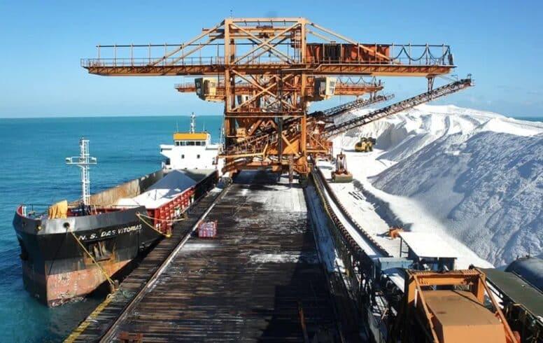 Projeto de construção de porto offshore no Rio Grande do Norte desperta interesse de investidores chineses