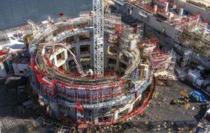Reator nuclear - energia elétrica