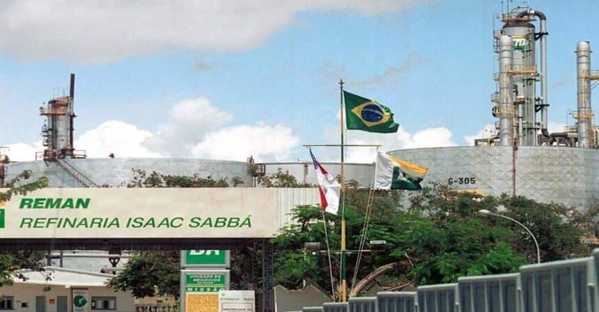 Petrobras - Amazonas - refinaria