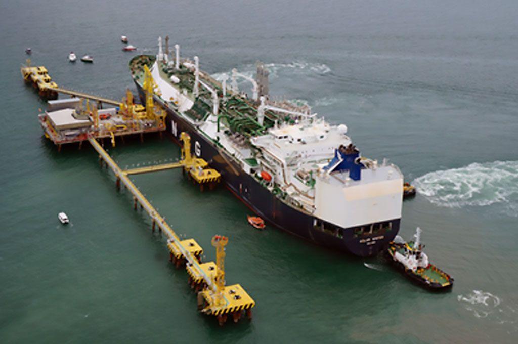 Petrobras exclui Golar Power da licitação de terminal de GNL da Bahia