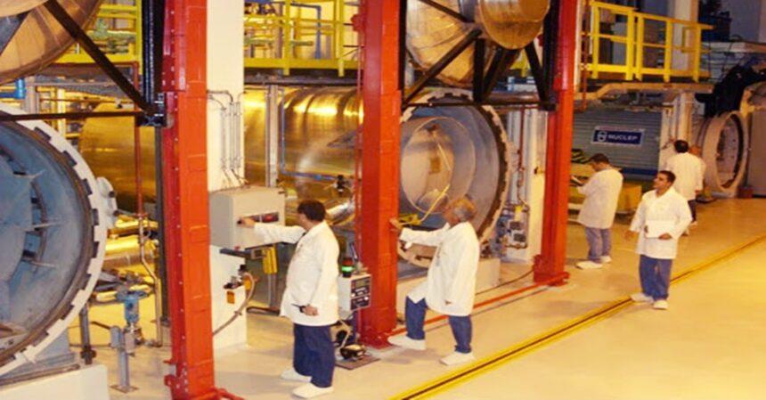 urânio um combustível nuclear, Argentina