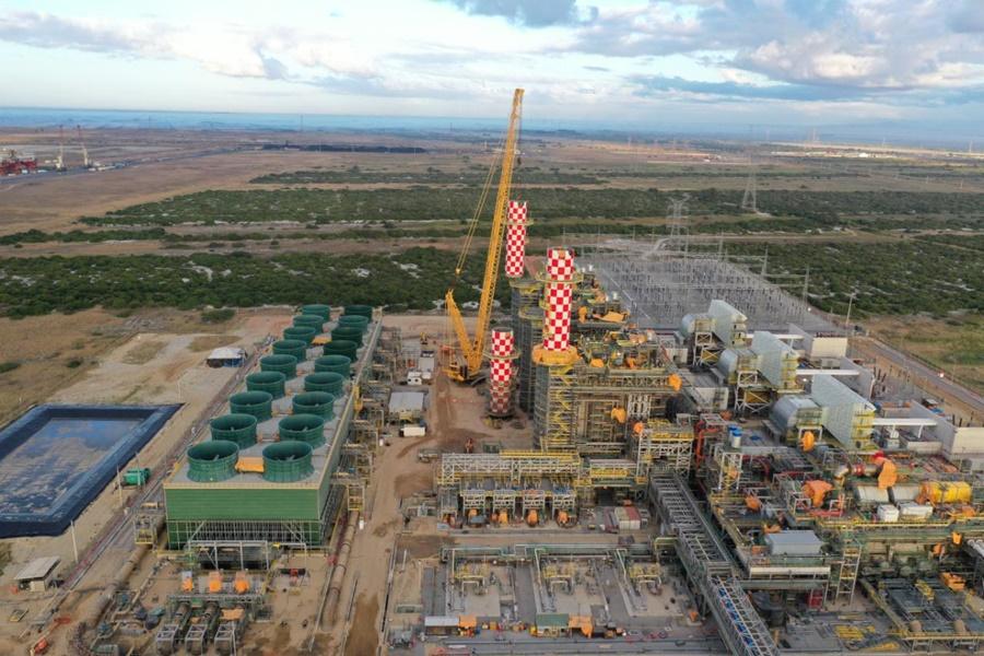 Usina termoelétrica que será instalada no Porto do Açu contará com participação de multinacional chinesa