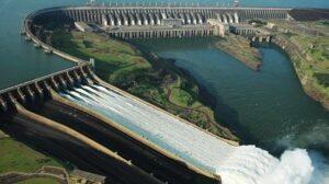 usinas - hidroelétricas - Matriz energética brasileira
