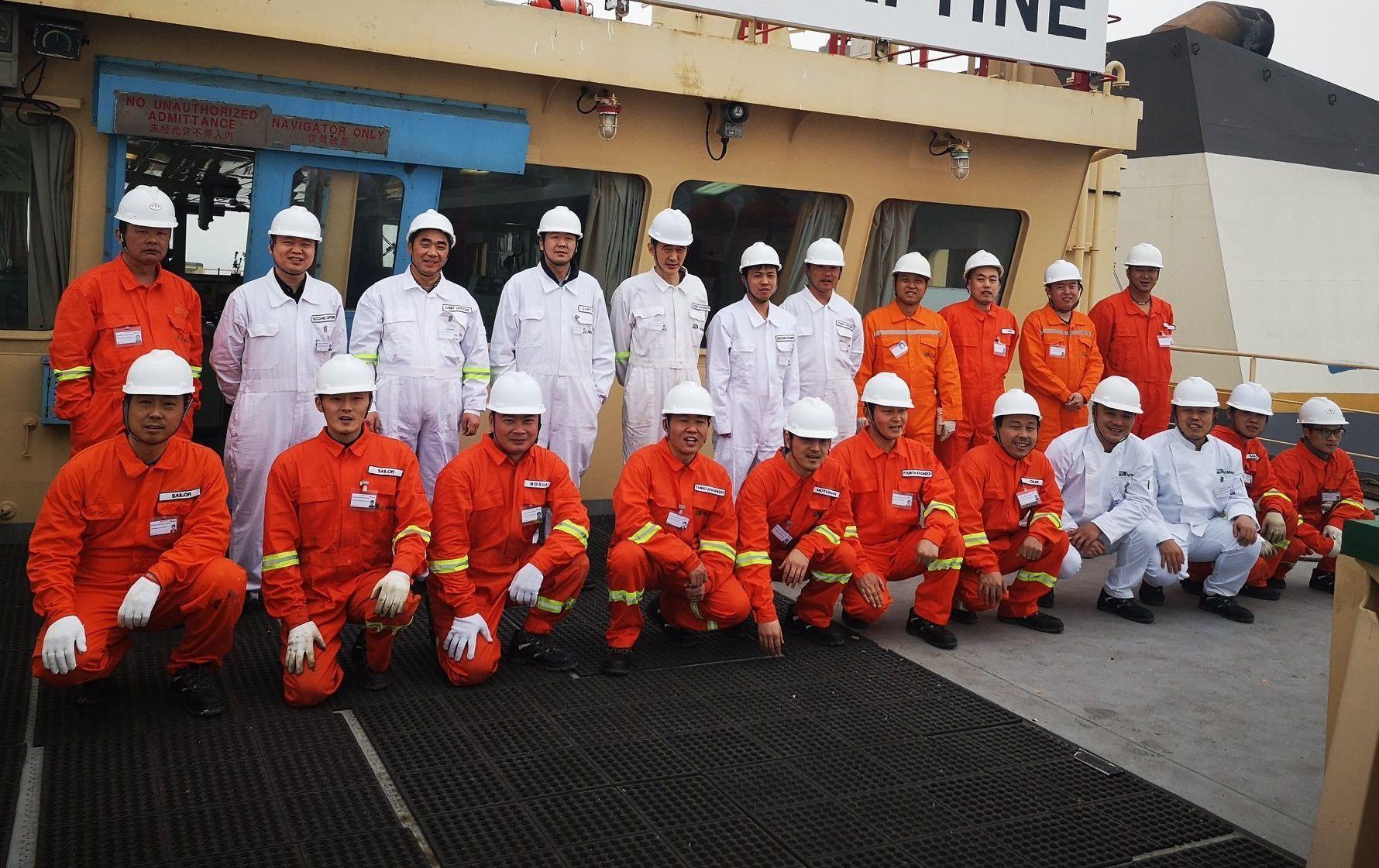 Vagas marítimas urgentes para navios petroleiro, gaseiro e químico anunciadas nesta tarde de hoje (01) pela multinacional offshore V.Ships