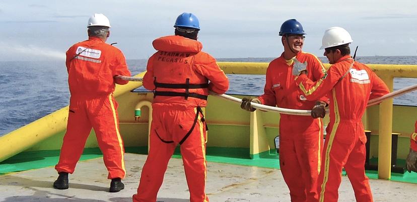Vagas para oficiais offshore abertas por empresa brasileira de serviços marítimos do Rio de Janeiro; envie seu currículo até dia 15/10
