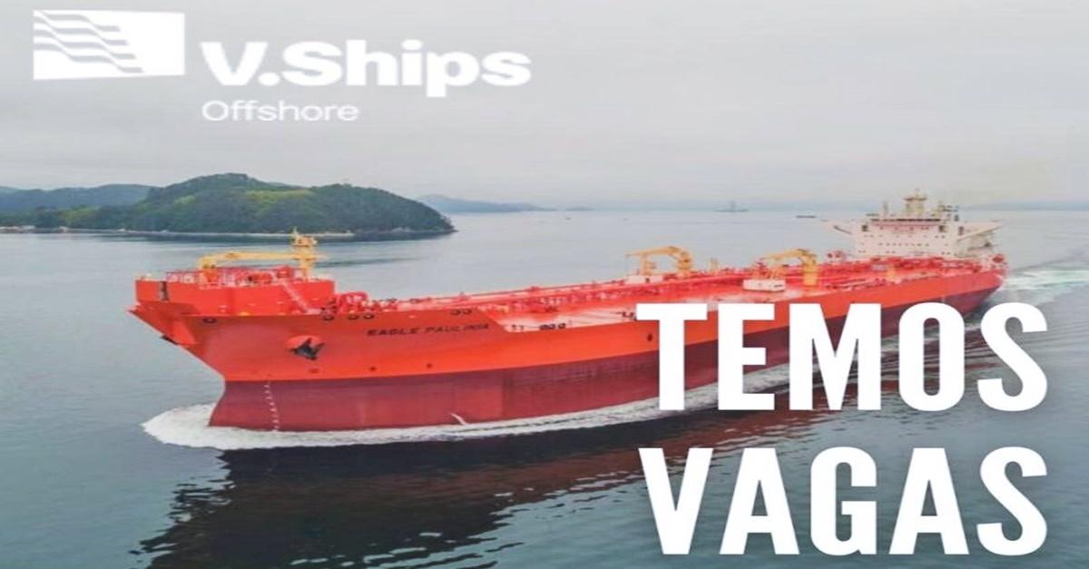 emprego e vagas offshore para marítimos