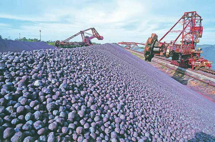 Vale - hidrovias do Brasil - Minério de ferro