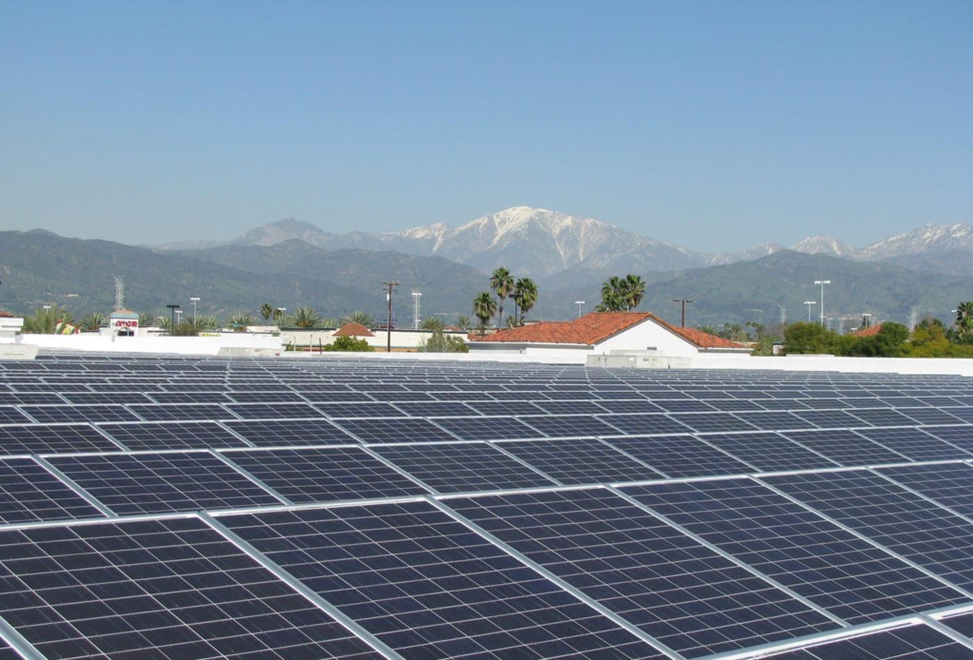 Walmart – energia renovável - energia solar