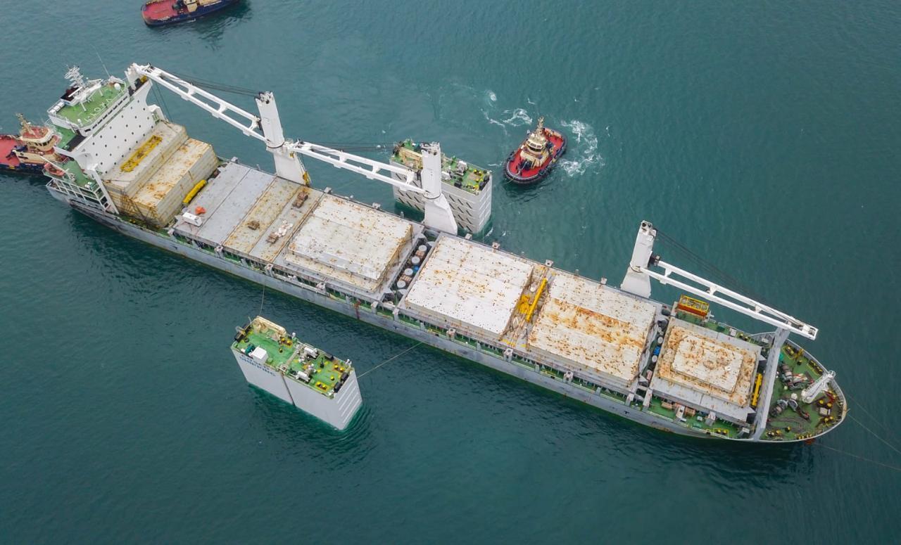 Contrato temporário de óleo e gás demanda vagas offshore para embarque IMEDIATO pela multinacional MDE Group hoje, 20 de novembro