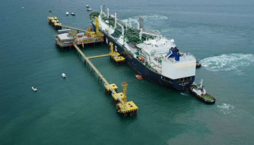 Golar Power - Gás natural liquefeito (GNL) - SC