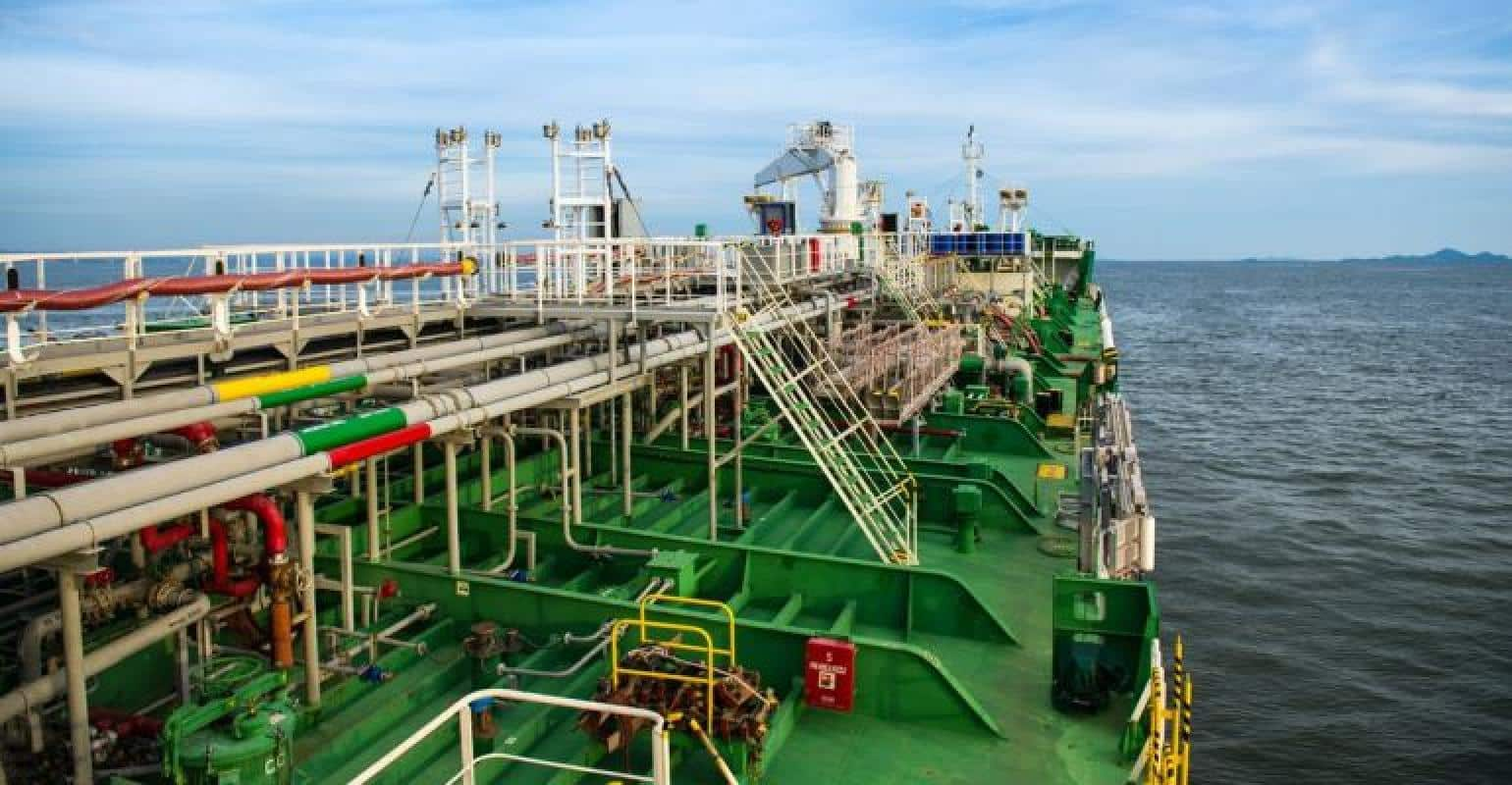 Bunker one - offshore - navio-tanque