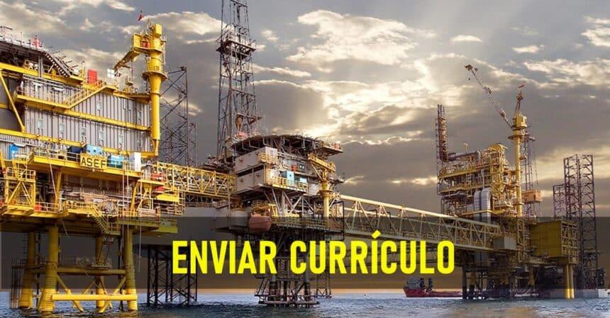 vagas - offshore